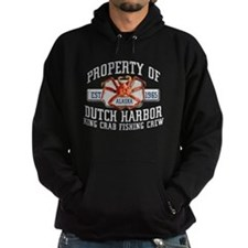 DUTCH HARBOR CRABBING Hoody