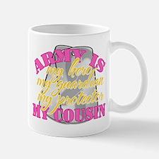 Funny Cousin is a hero Mug
