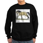 Buckskin Loping Sweatshirt (dark)