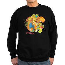 Groovy Poodle Sweatshirt