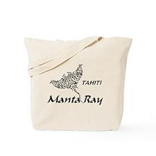 Unique Tahiti Tote Bag