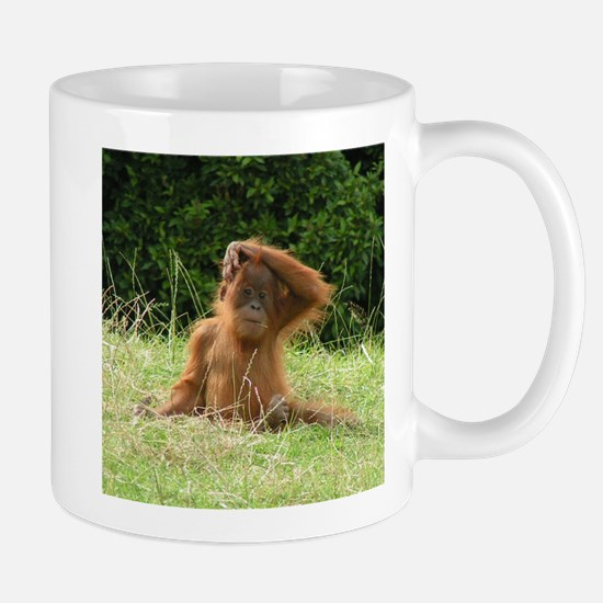 Spikey Head Mug