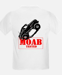 Moab Commando Kids T-Shirt
