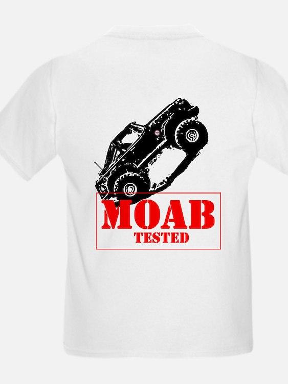 Moab Commando Kids T-Shirt