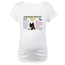 Doberman Pinscher Property Laws 4 Shirt