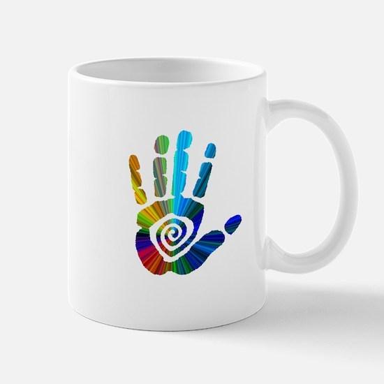 Massage Hand Mug