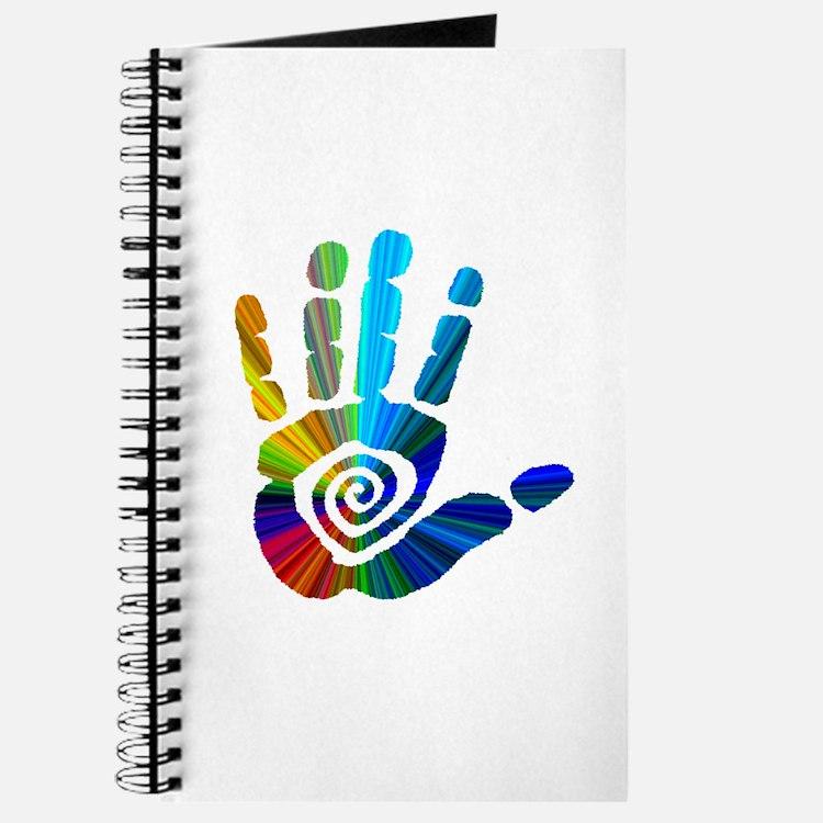 Massage Hand Journal