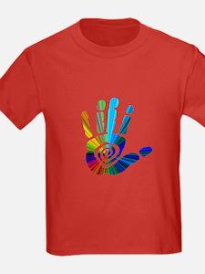 Massage Hand T
