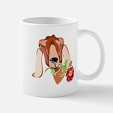 Goat and Rose Mug
