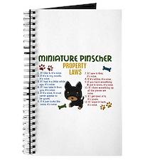Miniature Pinscher Property Laws 4 Journal