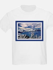 Lake Tahoe in Winter T-Shirt