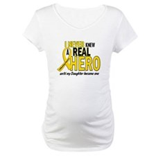 Never Knew A Hero 2 GOLD (Daughter) Shirt