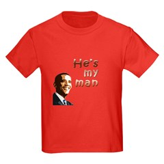 Kids for Obama T