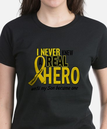 Never Knew A Hero 2 GOLD (Son) Tee