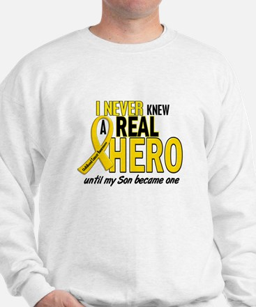 Never Knew A Hero 2 GOLD (Son) Jumper
