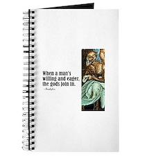 """Aeschylus """"Willing"""" Journal"""