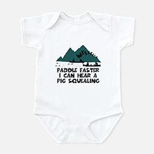 Funny slogan Deliverance Infant Bodysuit