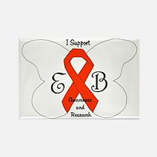 <b>Rectangle EB Awareness Magnet</b>