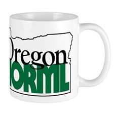 Oregon NORML Logo Small Mug