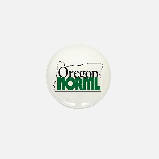 Oregon NORML Logo Mini Button