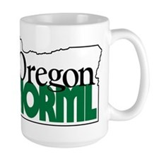 Oregon NORML Logo Mug