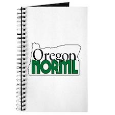 Oregon NORML Logo Journal