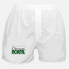 Oregon NORML Logo Boxer Shorts