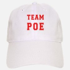 Team Poe Baseball Baseball Cap