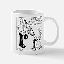 Equal Opportunity Wrecking Co. Mug