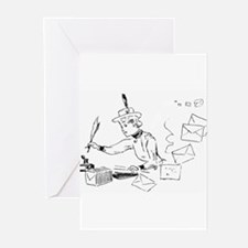 Letter Writer Greeting Cards (Pk of 20)