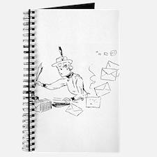 Letter Writer Journal