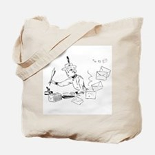 Letter Writer Tote Bag