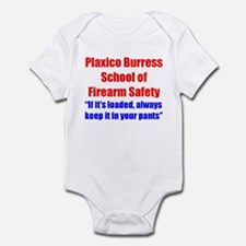 Plaxico school Body Suit