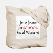 Thank Heaven School SW BRT Tote Bag