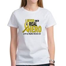 Never Knew A Hero 2 GOLD (Nephew) Tee