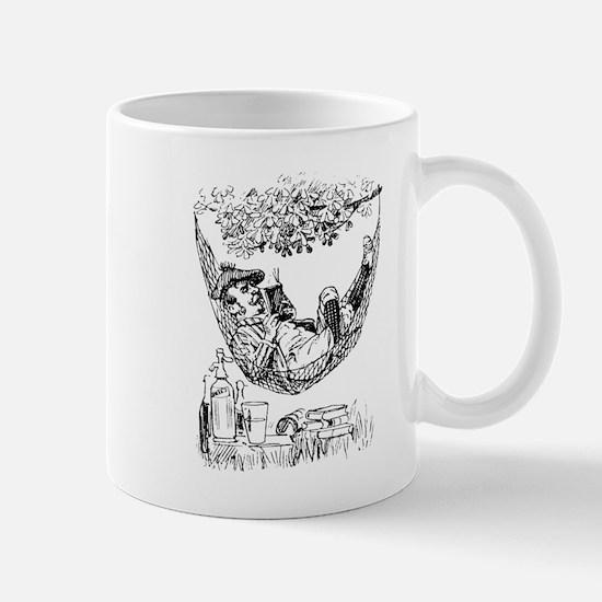 Reading and Drinking Mug