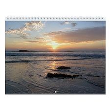 California Sunset Wall Calendar