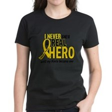 Never Knew A Hero 2 GOLD (Niece) Tee