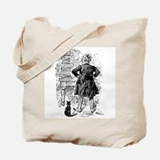 Book King Tote Bag