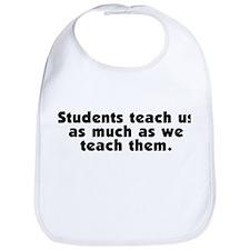 Student Teachers Bib