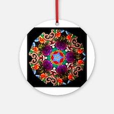 Multi Kaleidoscope Ornament (Round)