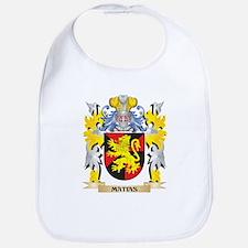 Matias Coat of Arms - Family Crest Baby Bib