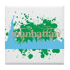 Manhattan Tile Coaster