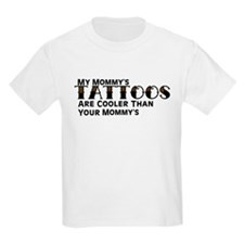 Mommy's Tattoos (Leopard) T-Shirt