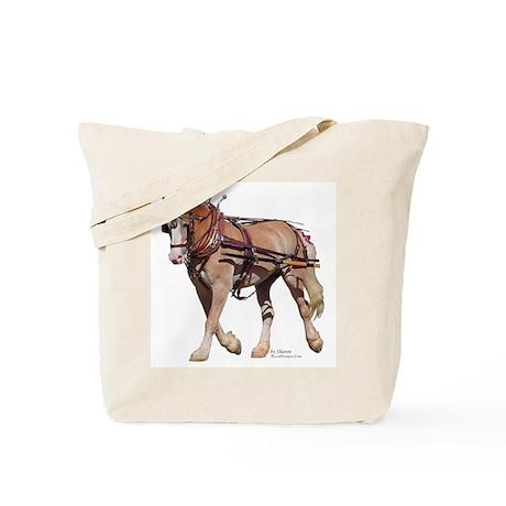 Single Harness Belgian Tote Bag