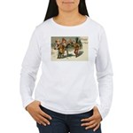 Irish Christmas Women's Long Sleeve T-Shirt