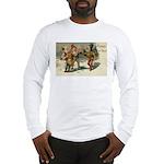 Irish Christmas Long Sleeve T-Shirt