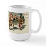 Irish Christmas Large Mug