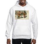Irish Christmas Hooded Sweatshirt