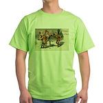 Irish Christmas Green T-Shirt